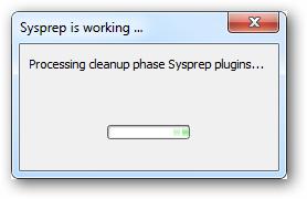 sysprep.exe