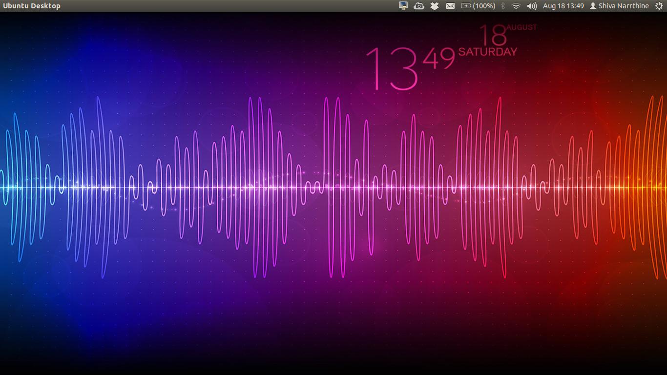 Как установить живые обои в Ubuntu Linux