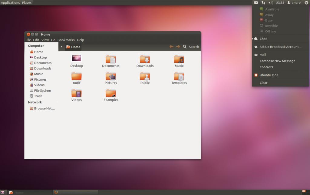 ubuntu gnome 12.04