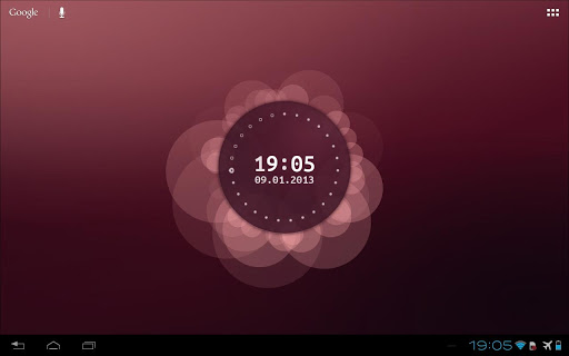 Ubuntu Phone Live Wallpaper