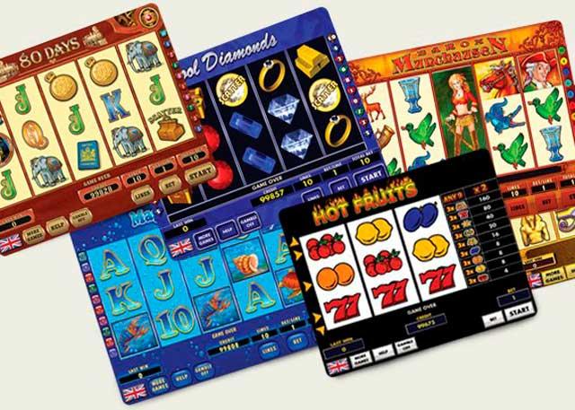 Игровые автоматы бесплатно без регистрации гном