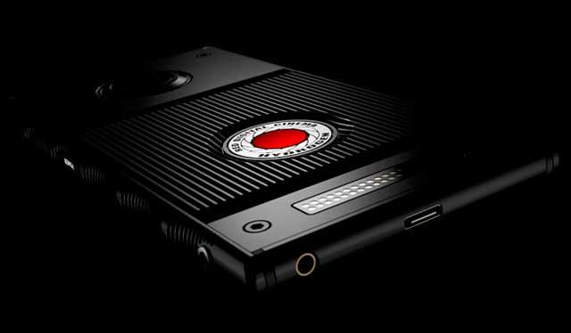 RED Hydrogen One - революционный смартфон с голографическим дисплеем
