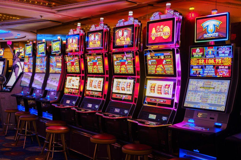 Игровые автоматы в Вулкан